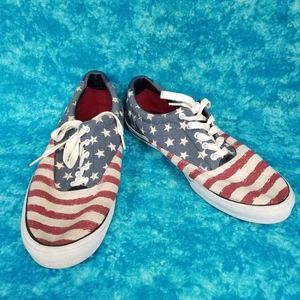 Tommy Hilfiger US Flag Sneakers